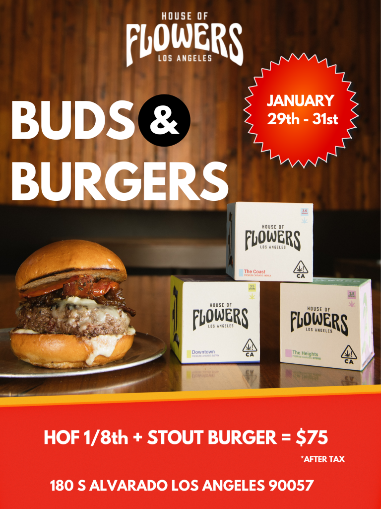 stout burgers collaboration