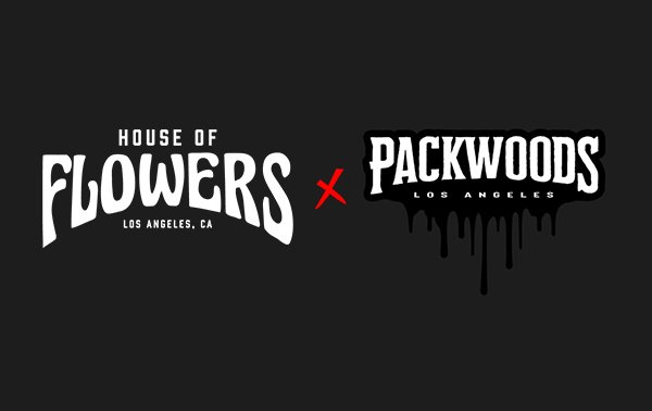 banner for House of Flowers and Packwoods event